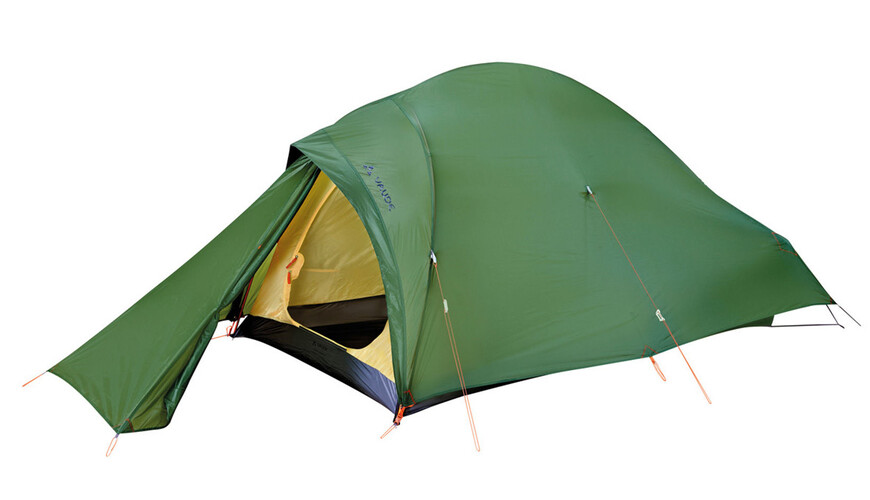 VAUDE Hogan UL 2P tent 2P groen